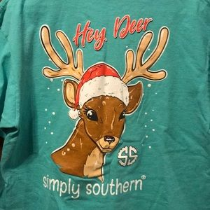 Simply southern short sleeve T-shirt!